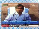 Dr Khandelwal on NDTV 24x7 giving message on stopping heart attack in diabetics